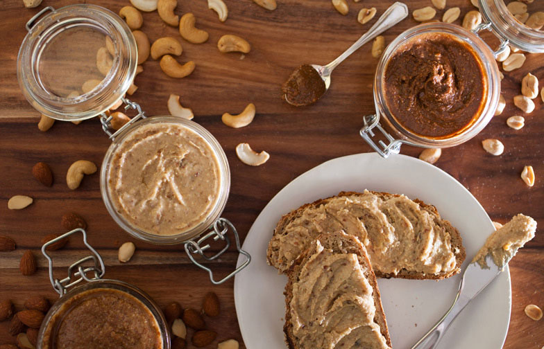Homemade Holiday Nut Butters Recipe