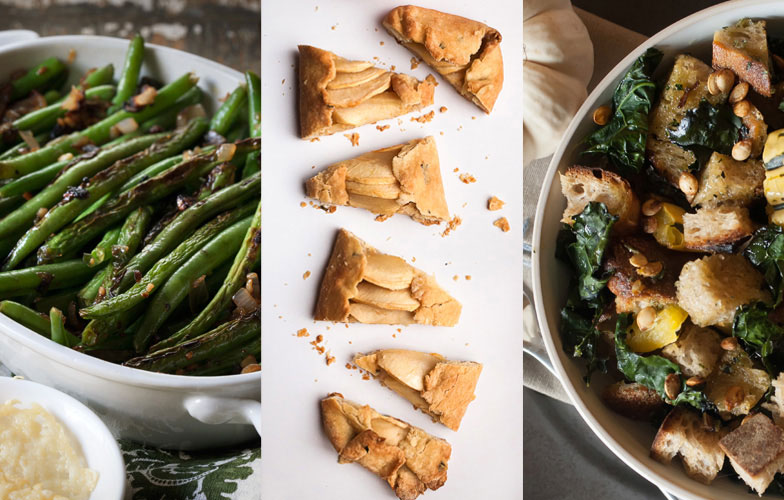 Three amazing Thanksgiving recipes