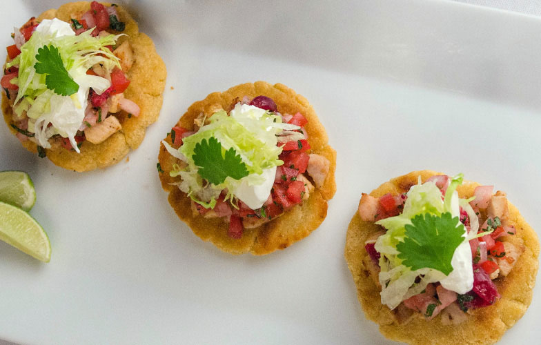 Turkey sopes recipe