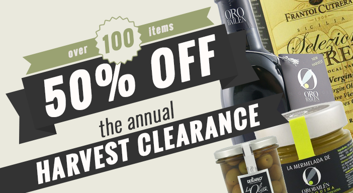 The 2017 Harvest Clearance